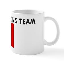 BELGIAN DRINKING TEAM Mug