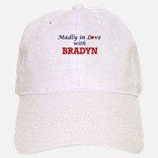 Madly in love with Bradyn Baseball Baseball Cap