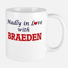 Madly in love with Braeden Mugs