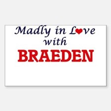 Madly in love with Braeden Decal