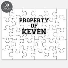 Property of KEVEN Puzzle