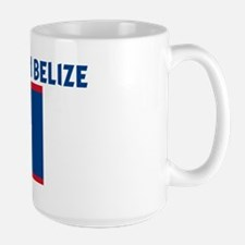 100 PERCENT MADE IN BELIZE Mug