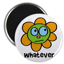 Whatever flower Magnet