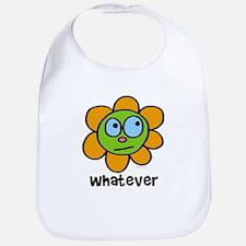 Whatever flower Bib