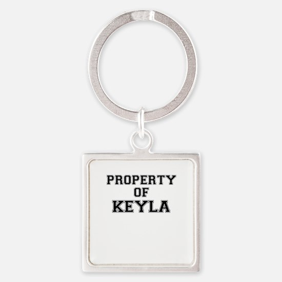 Property of KEYLA Keychains