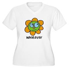 Whatever flower T-Shirt