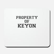 Property of KEYON Mousepad