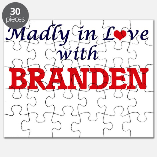 Madly in love with Branden Puzzle