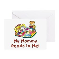 Mommy Reads Greeting Cards (Pk of 10)