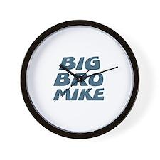 Big Bro Mike Wall Clock