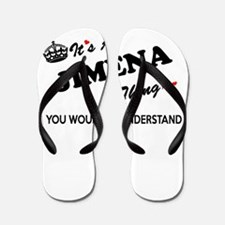 JIMENA thing, you wouldn't understand Flip Flops