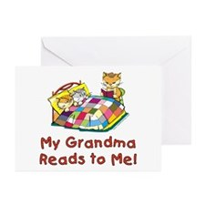 Grandpa Reads Greeting Cards (Pk of 10)