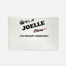 JOELLE thing, you wouldn't understand Magnets
