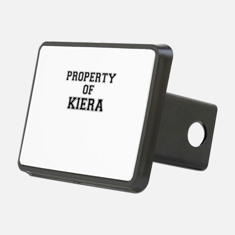 Property of KIERA Hitch Cover