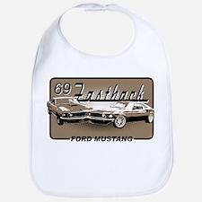 69 Fastback - Ford Mustang Bib