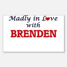 Madly in love with Brenden Decal