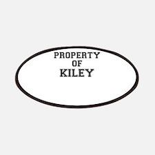 Property of KILEY Patch
