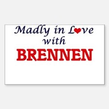 Madly in love with Brennen Decal