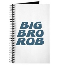 Big Bro Rob Journal