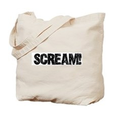 Scream! Tote Bag