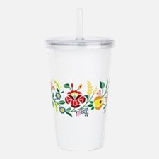 Cute Hungarian Acrylic Double-wall Tumbler
