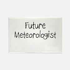 Future Meteorologist Rectangle Magnet