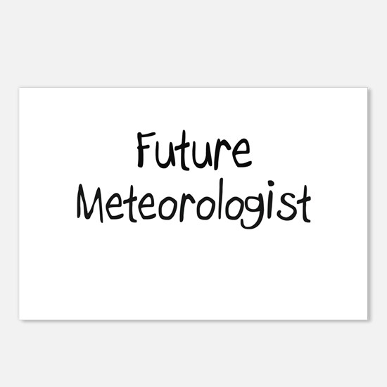 Future Meteorologist Postcards (Package of 8)