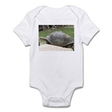galapagos tortoise Infant Bodysuit