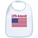 Little Kennedy Bib