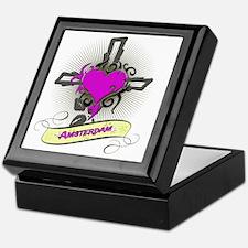 Cute Heroin Keepsake Box