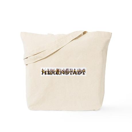 HEXENSTADT Logo Tote Bag
