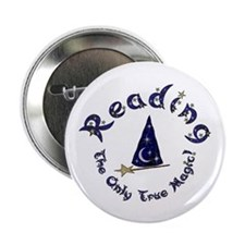 """The Only True Magic! 2.25"""" Button (10 pack)"""