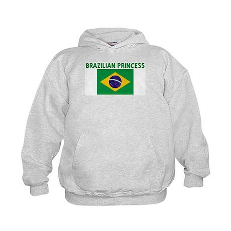 BRAZILIAN PRINCESS Kids Hoodie