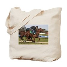 Cool Champion racehorse Tote Bag