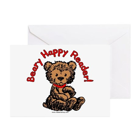 Beary Happy Greeting Cards (Pk of 10)