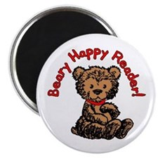 Beary Happy Magnet