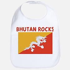 BHUTAN ROCKS Bib