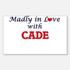 Madly in love with Cade Decal