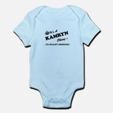 KAMRYN thing, you wouldn't understand Body Suit