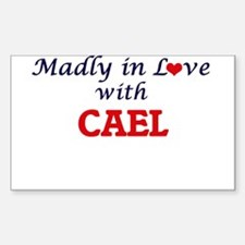 Madly in love with Cael Decal