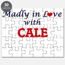 Madly in love with Cale Puzzle