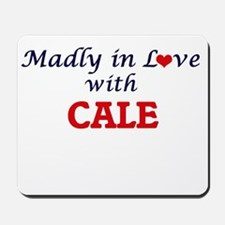 Madly in love with Cale Mousepad