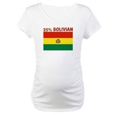 25 PERCENT BOLIVIAN Shirt