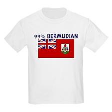 99 PERCENT BERMUDIAN T-Shirt