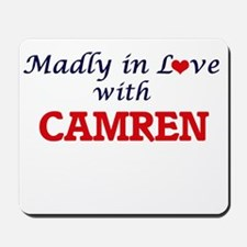 Madly in love with Camren Mousepad