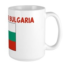 THANK GOD FOR BULGARIA Large Mug