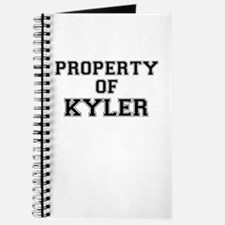 Property of KYLER Journal