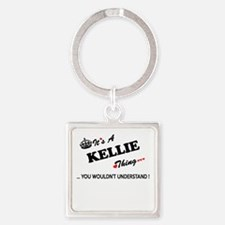 KELLIE thing, you wouldn't understand Keychains