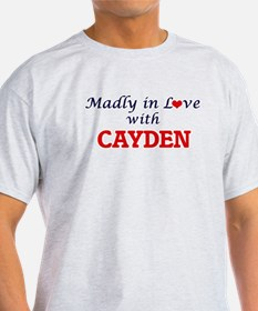 Madly in love with Cayden T-Shirt