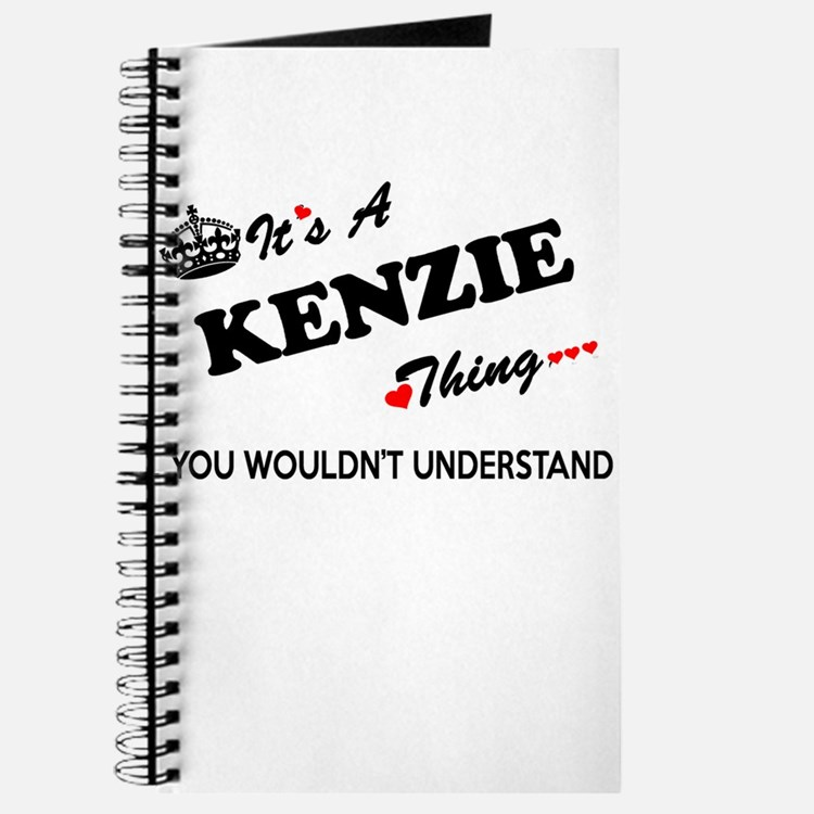 KENZIE thing, you wouldn't understand Journal